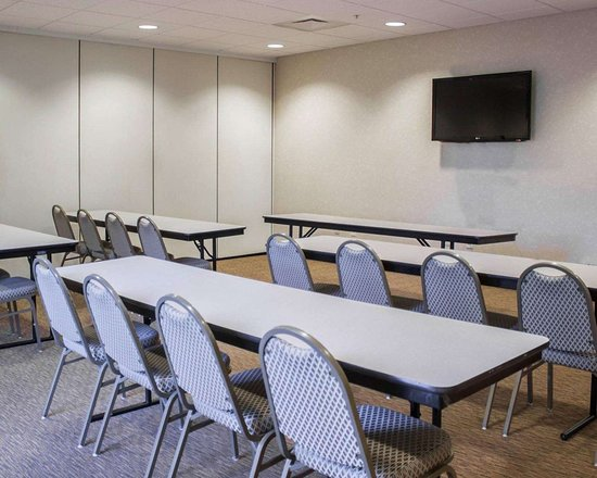 Sleep Inn & Suites Smithfield: Meeting room