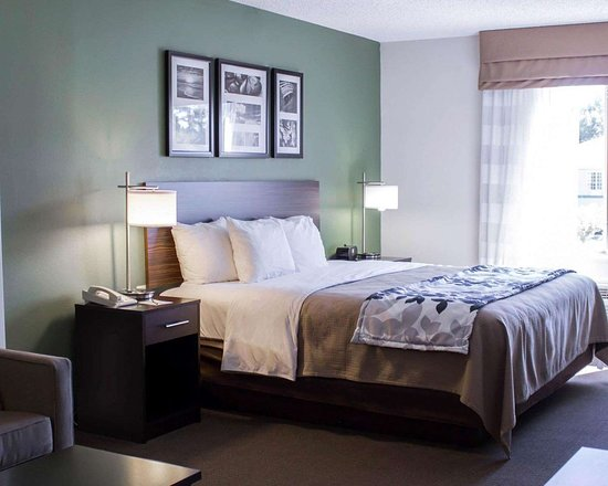 Sleep Inn & Suites Smithfield: Spacious suite