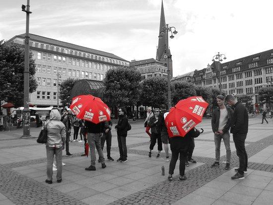 Valokuva: SANDEMANs NEW Europe - Hamburg