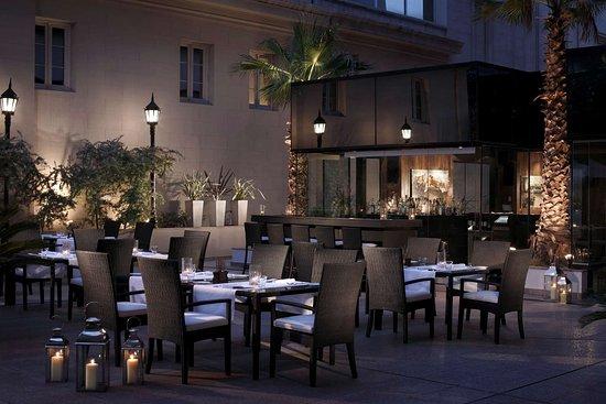Park Hyatt Mendoza: Restaurant