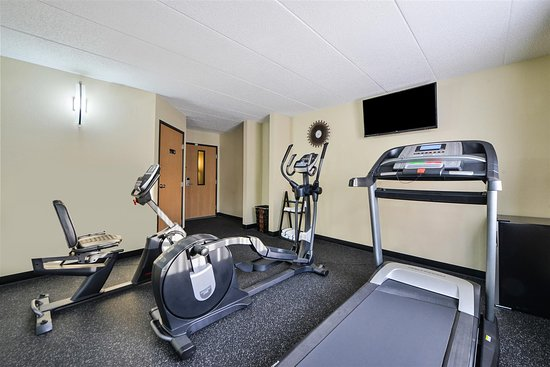 Germantown, WI: Fitness Center