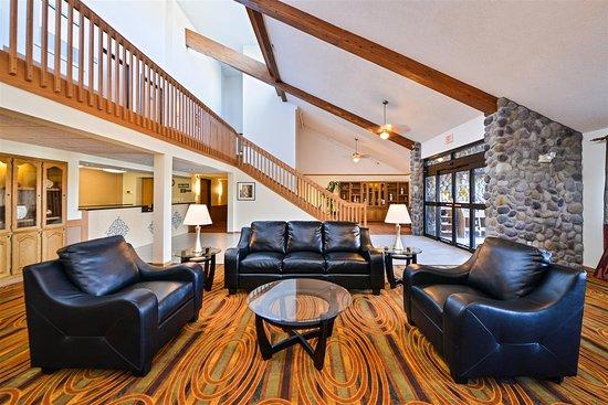 Germantown, WI: Hotel Lobby