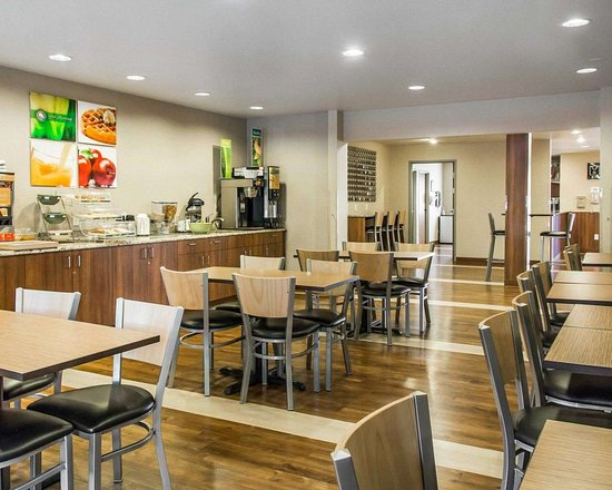 Quality Inn Louisville - Boulder: Breakfast area