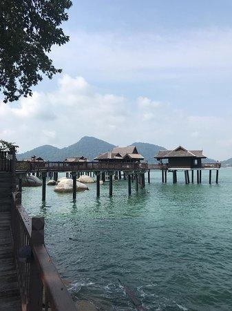 Pangkor Laut Resort: Sea Villas