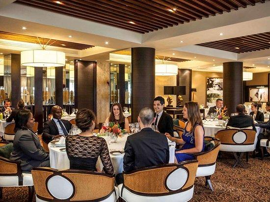 Sofitel Malabo Sipopo Le Golf: Restaurant