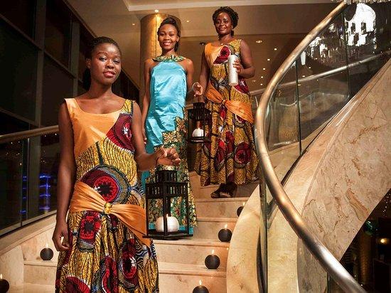Sofitel Malabo Sipopo Le Golf: Wedding