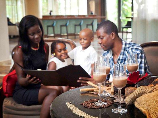 Sofitel Malabo Sipopo Le Golf: Service
