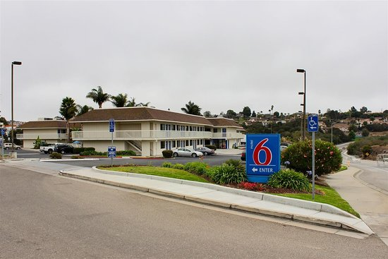 Motel 6 Pismo Beach: Exterior View