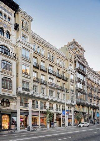 Catalonia Gran Via Hotel Reviews Price Comparison Madrid Spain Tripadvisor