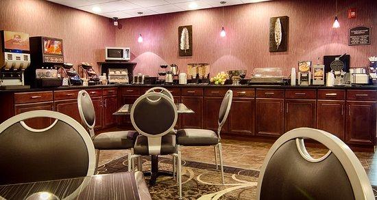 Plover, WI: Breakfast Area