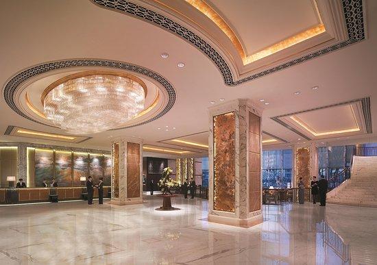 Shangri-La Hotel: Hotel Lobby