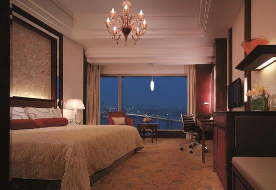Shangri-La Hotel Guangzhou: Horizon River View King Room