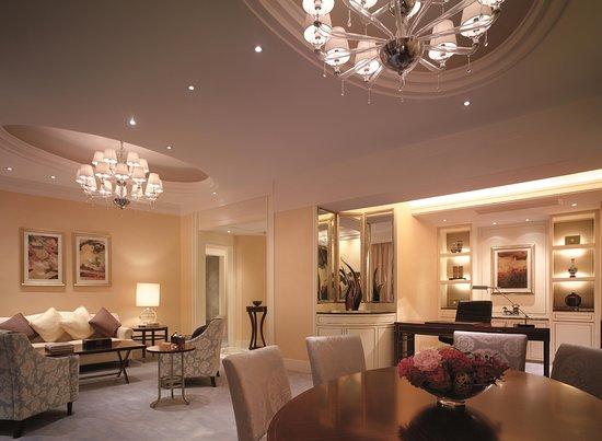 Shangri-La Hotel Guangzhou: Horizon Premier Suite