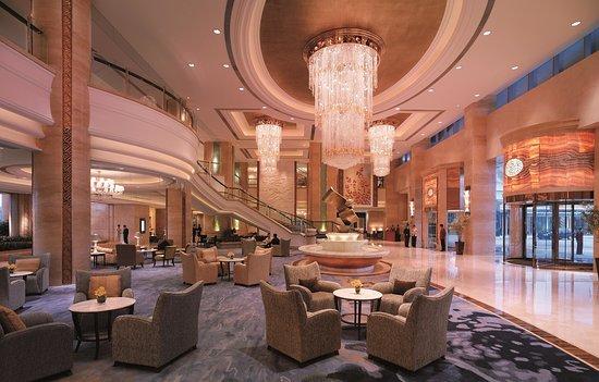 Shangri-La Hotel Guangzhou: Hotel Lobby