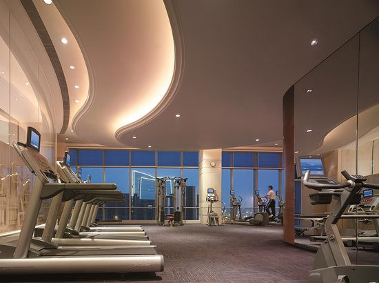 Shangri-La Hotel Guangzhou: Health Club Gym
