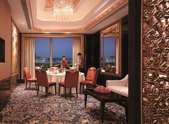 Shangri-La Hotel Guangzhou: Summer Palace, Private Dining Room