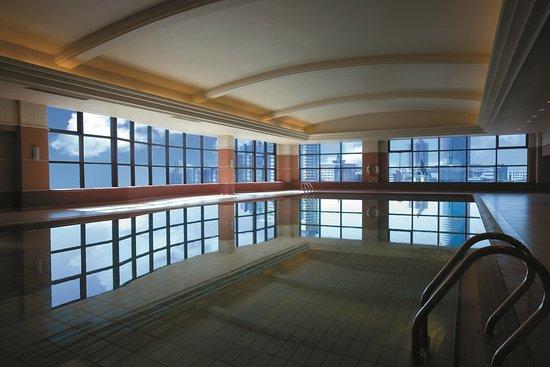 Shangri-La Hotel Harbin: Indoor Swimming Pool