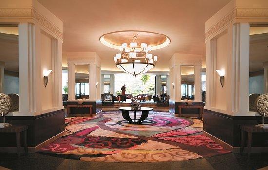 Shangri-La Hotel Harbin: Hotel main Lobby