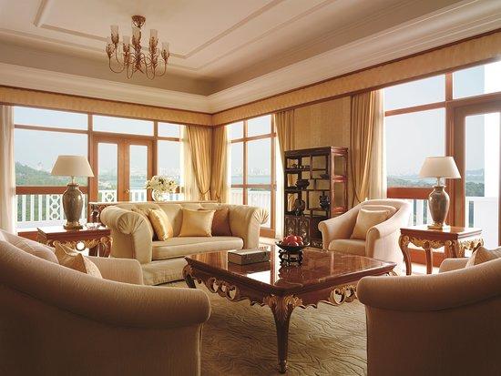 East Wing Presidential Suite