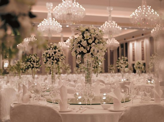 Shangri-La Hotel Guilin: Grand Ballroom - Banquet Close-up