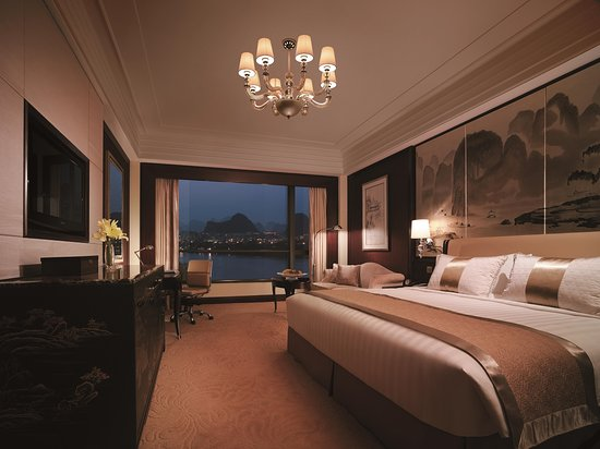 Shangri-La Hotel Guilin: Executive River View Room