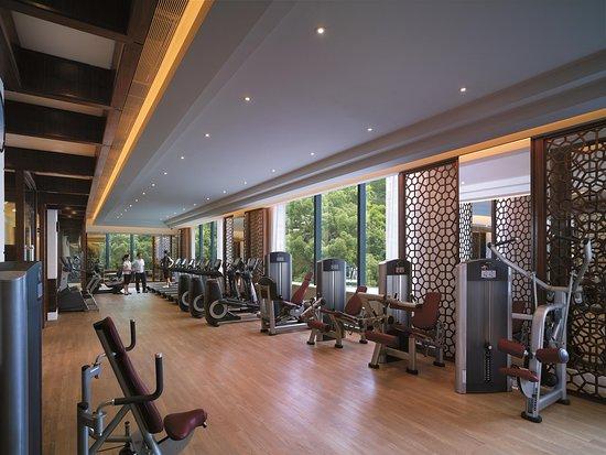Shangri-La Hotel Guilin: Health Club