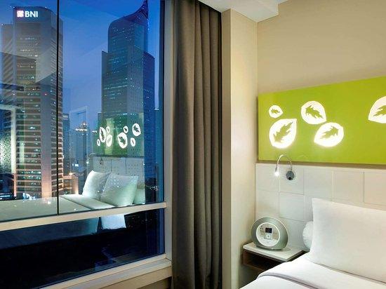 all seasons Jakarta Thamrin: Guest room