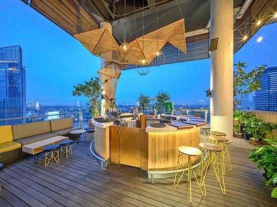 all seasons Jakarta Thamrin: Bar Lounge