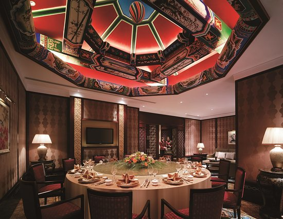 Shangri-La Hotel Manzhouli: Shang Palace Private Dining Room