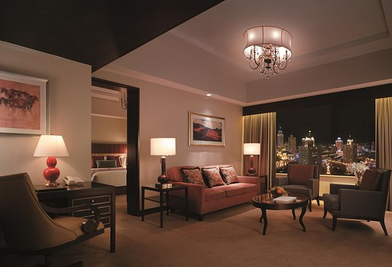 Shangri-La Hotel Manzhouli: Executive Suite