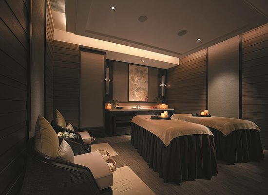 Shangri-la Hotel Qinhuangdao: Spa Treatment Room – Ginger
