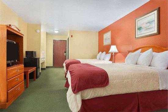 Lumberton, Техас: Standard Double Room