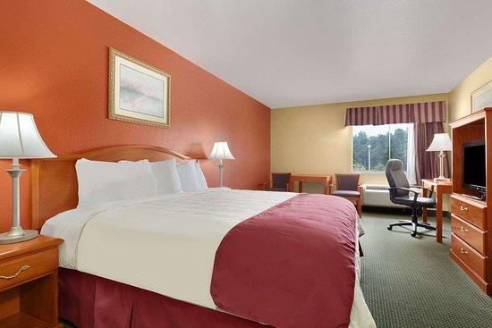 Lumberton, Техас: Standard King Room