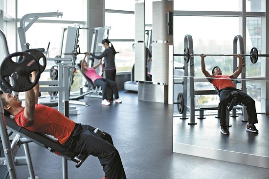 Kerry Hotel Pudong Shanghai: Kerry Sports Cardio Zone