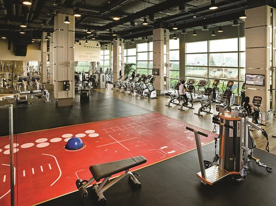 Kerry Hotel Pudong Shanghai: Kerry Sports Overview