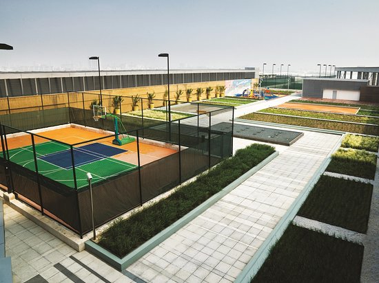 Kerry Hotel Pudong Shanghai: Kerry Sports Outdoor Recreational Facilities