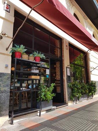 Lamucca de Almagro: Great bar.