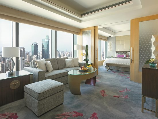 Jing An Shangri-La, West Shanghai: Grand Premier Room - Day Time
