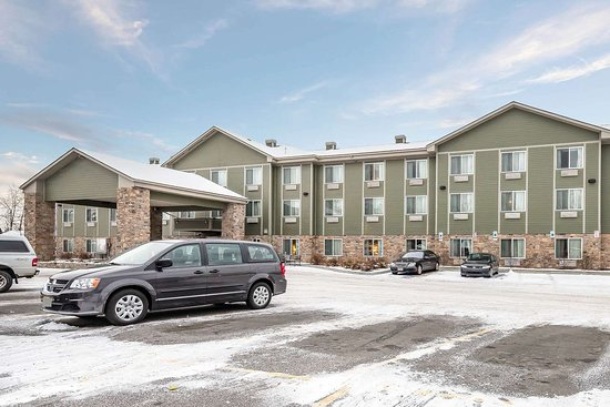 Comfort Suites Anchorage International Airport Hotel