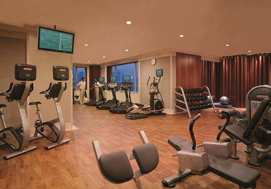 Pudong Shangri-La, East Shanghai: Health Club, River Wing