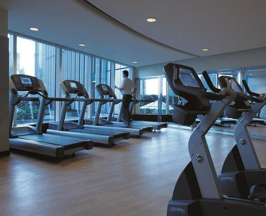Pudong Shangri-La, East Shanghai: Gym