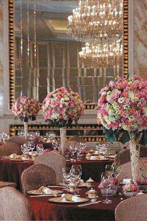 Pudong Shangri-La, East Shanghai: Chinese Wedding Detail Shot