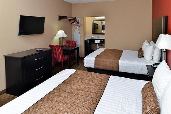 Dilley, Τέξας: Two Queen Beds