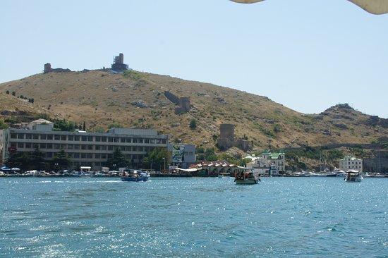 Balaklava Bay: Балаклавская бухта