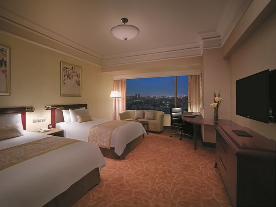 Shangri-La Hotel, Wuhan: Superior Twin Room