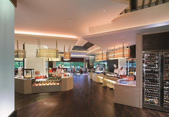 Shangri-La Hotel, Wuhan: Cafe Wu