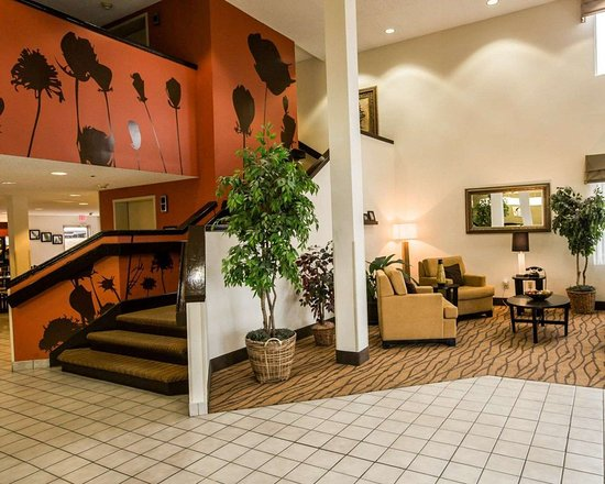 Sleep Inn: Hotel lobby