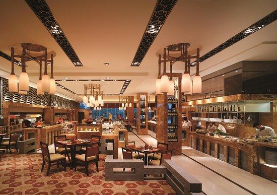 Shangri-La Hotel, Xian: Yi Cafe