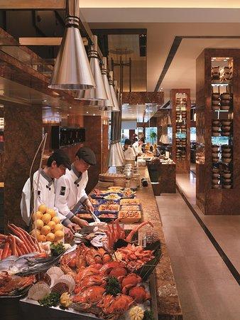 Shangri-La Hotel, Xian: Yi-Caf