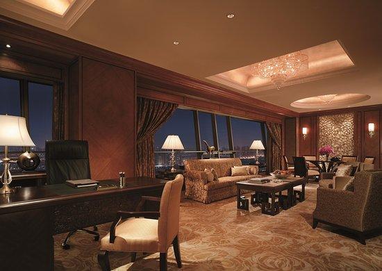 Shangri-La Hotel, Xian: Shangri-La Suite